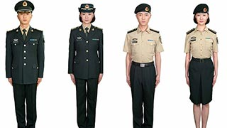 PLA Rocket Force issues new dress and service uniform