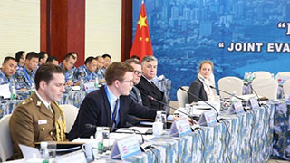 Second China-UK joint nationals evacuation tabletop exercise held in London