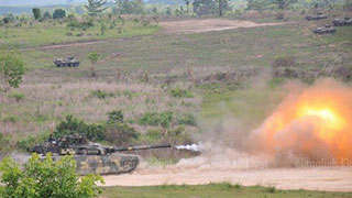 Army sets sights on Chinese tanks