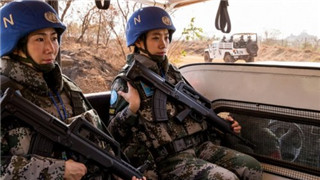 Chinese peacekeepers, armed militants in stand-off in S. Sudan