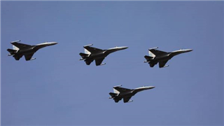 China sends Su-35 fighter jets for South China Sea patrol