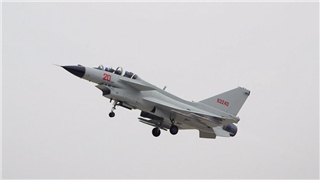 PLA Navy pilots conduct maiden solo flights