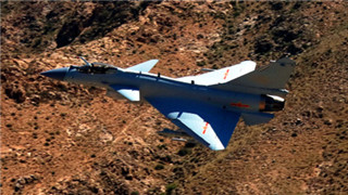 China's fighter jet J-10C begins combat duty