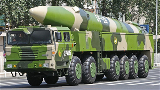 China deploys Dongfeng-26 ballistic missile with PLA Rocket Force