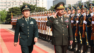 China and Azerbaijan eye further military cooperation