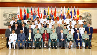 Senior military officers seek greater respect for law of armed conflict at sea