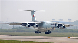 Chinese military aircraft arrives in New Zealand for joint exercise