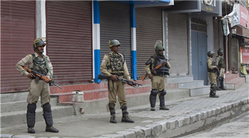 2 paramilitary troopers killed, 1 wounded after militants attacked in Indian-controlled Kashmir