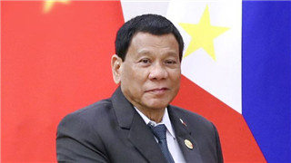 Duterte does not send signal to change his mind on South China Sea