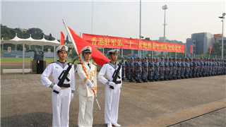 PLA HK Garrison completes its 21st troop rotation