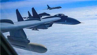 PLA Air Force releases promo to mark National Defense Education Day