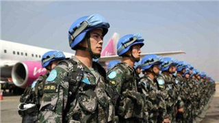 China sends 100 peacekeepers to Sudan