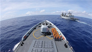 Chinese navy sees broadened horizon, enhanced ability through 10 years of escort missions