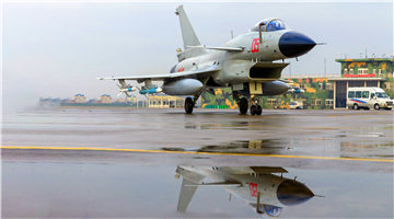 Su-30 fighter jets leave for air strike training