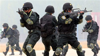 Uzbekistan, China wrap up joint anti-terror drills