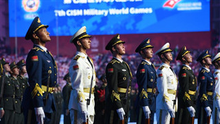 7th Military World Games to boost exchanges, mutual learning