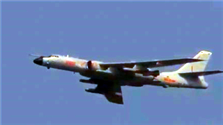 Illustrations showing ballistic missile on H-6N bomber not real: insider
