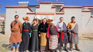Relocation helps alleviate poverty in Tibet