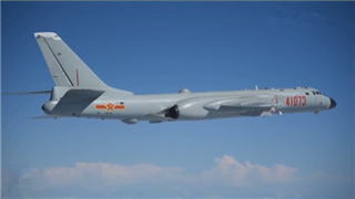 What does it take to become a pilot that flies China's bomber?