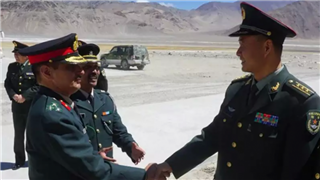China India military commanders meet on borders, important decisions taken