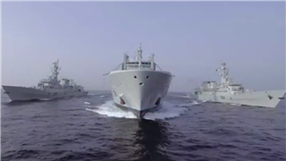 Pakistan Navy releases Chinese-subtitled promotional video for AMAN-2021